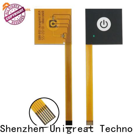Unigreat waterproof switch supplier for smart home appliances