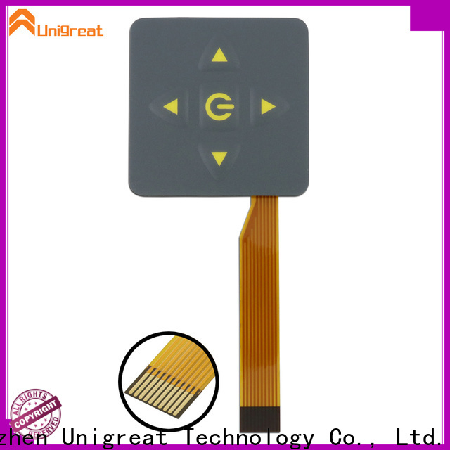 Unigreat long lasting keypad switch manufacturer for office equipment