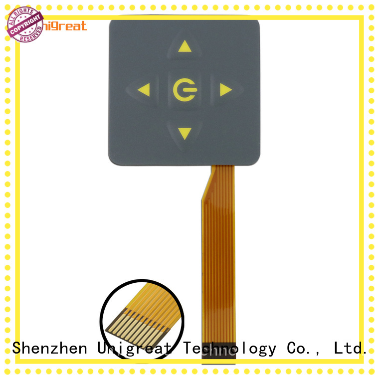 Unigreat durable metal dome switch supplier for automobile