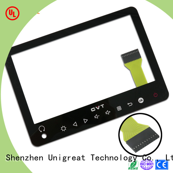 Unigreat durable touch switch supplier for automobile