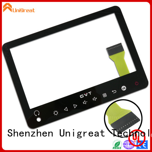 Unigreat durable capacitive touch wholesale for industrial equipment