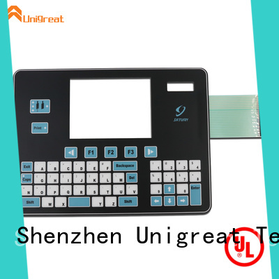 long lasting graphic overlay factory price for smart home appliances