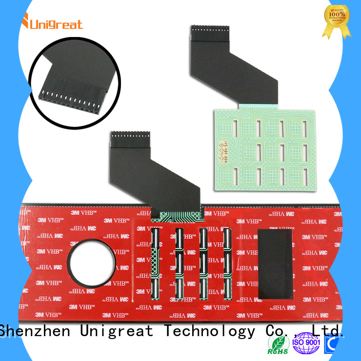 Unigreat capacitive touch switch manufacturer for smart home appliances