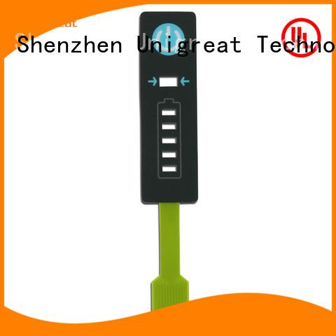 Unigreat long lasting membrane button supplier for smart home appliances