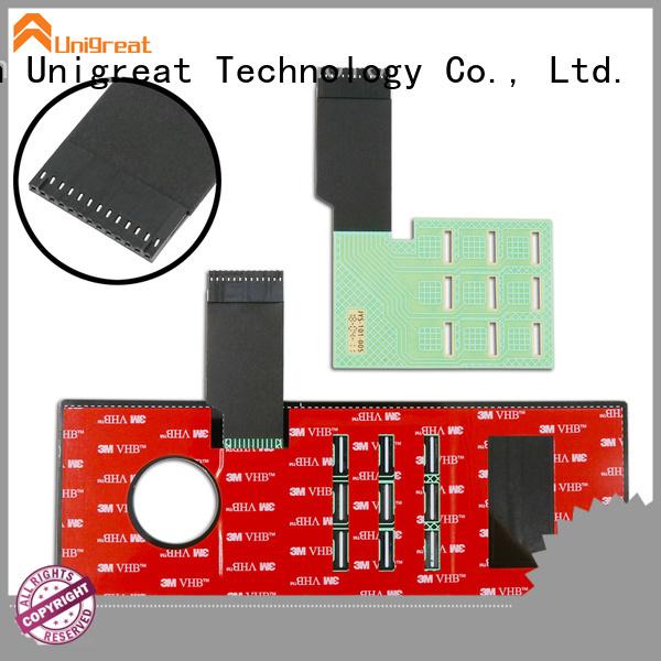 Unigreat durable capacitive touch button manufacturer for smart home appliances